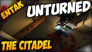 Unturned Multiplayer ➤ Building The Citadel Compound Pt. 4 [multiplayer Gameplay Ep. 17]