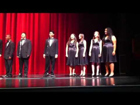 Bellflower High Ensemble '11 - Cerritos Family Arts Festival (Part 1)