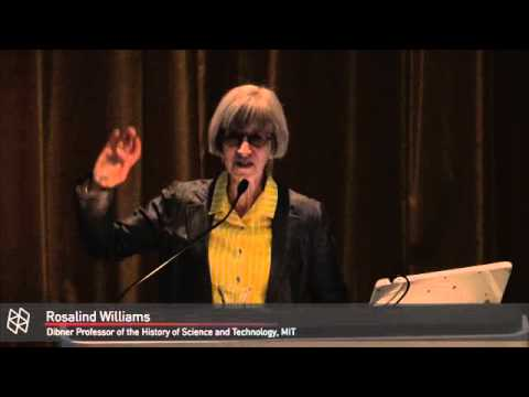 "Conference: "" Landscape Infrastructure "" - Keynote Lecture - Rosalind Williams"