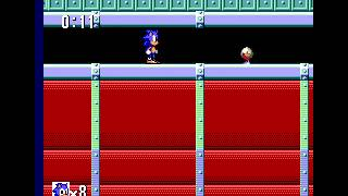 Sonic the Hedgehog - Sky Base Zone and Ending - Vizzed.com GamePlay - User video