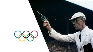 The London 1948 Olympic Film Part 2 - Olympic History