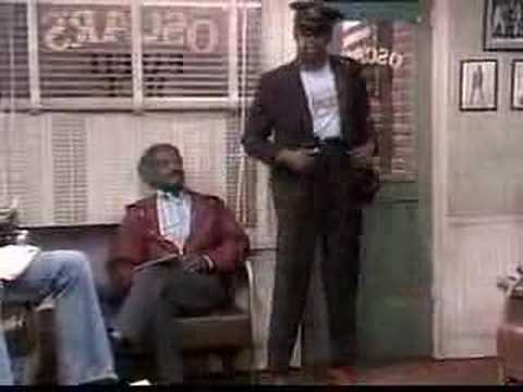 Ted Lange And Clifton Davis