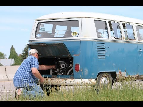 Owning a Volkswagen Bus isn't always Sunshine and Lollipops.