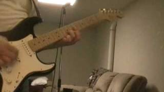 U2 AN CAT DUBH INTO THE HEART COVER (Sherm911)