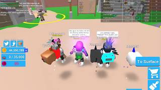 PLAYING MINING SIMULATOR WITH MY ROBLOX FRIENDS!!!!!!!!!!!!!!!!!