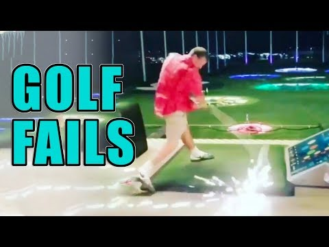 Golf Fails to Get You Through the Week