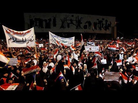 محتجون في العراق يحثون بغداد على النأي بنفسها عن المواجهة بين أمريكا وإيران…  - نشر قبل 12 ساعة