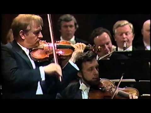 Valery Klimov - A. Khachaturian Violin Concerto, live 1986
