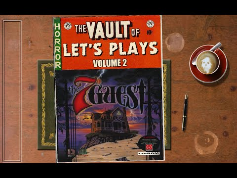 Let's Play The 7th Guest Volume 2 Grates, Mazes, Coffins and Telescopes
