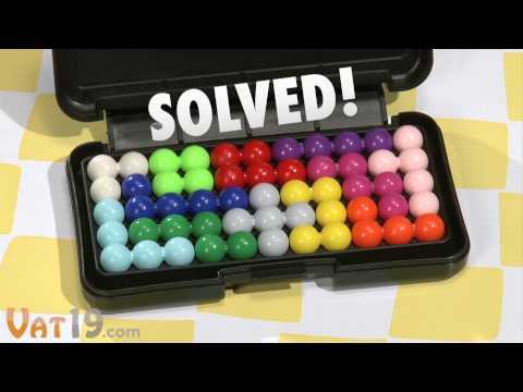 Kanoodle Portable Puzzle Game