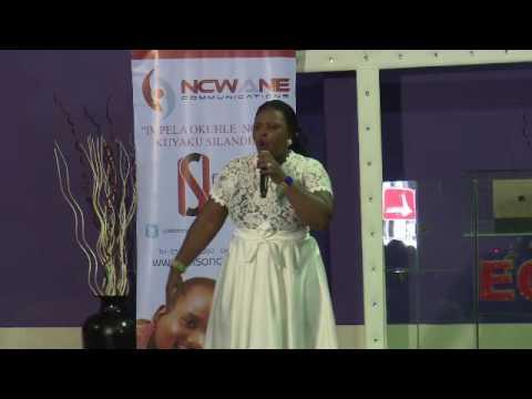 Sfiso Ncwane memorial service