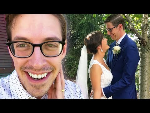 Keith's First Wedding Anniversary - The Try Vlog