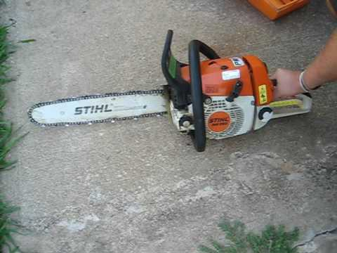 Stihl Ms260 Chainsaw