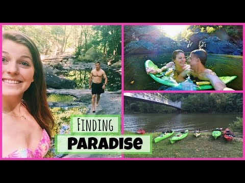 Finding Paradise!