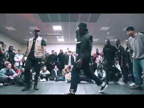 Sam YUDAT vs Nathy - 1/2 Finale LMX WAR BATTLE - HIP HOP