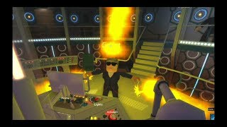 The Twelfth Doctor's regeneration IN ROBLOX | Roblox Xbox One (Map name in description below)