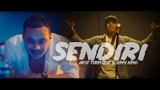 SENDIRI - AFIF TIRMIZIE FT KMY KMO (KELANA X AGENDA) ESCAPE  In Cinema 26 MARCH 2020