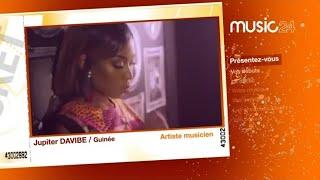 MUSIC 24 - Guinée : Jupiter Davibe, artiste-chanteur