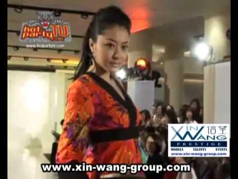 Super Model and Actress LYNN XIONG