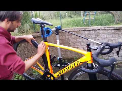Sgrassatore btwin Decathlon come lavare bicicletta
