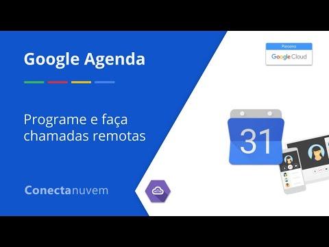 Como programar e fazer videochamadas remotas utilizando o Google Agenda