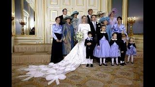 Ч.12 Королевские свадебные платья и стили.Свадьбы в Германии.Украшения,тиары,Пандора,букеты,обувь.