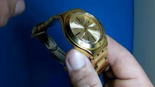 Swatch YCG706G Yellow Medal