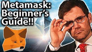 Metamask: Step-by-Step Guide To DeFi's BEST Wallet!! 👨🏼🏫