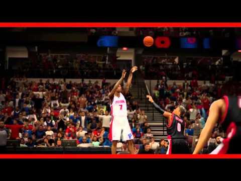 NBA 2K14 Official Trailer (Current-Gen)