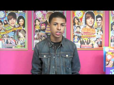 DIGGY SIMMONS Names MINDLESS BEHAVIOR the Next Big Thing!