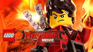 The LEGO Ninjago Movie Videogame Игра про Мультики Лего Ниндзяго - Прохождение Часть 1