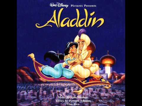 Aladdin OST - 21 - A Whole New World (Aladdin's Theme)