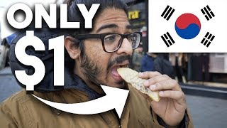 SEOUL FOOD GUIDE - EAT FOR SUPER CHEAP!
