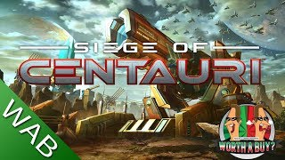 Siege of Centauri review (early access) - This is more like it!
