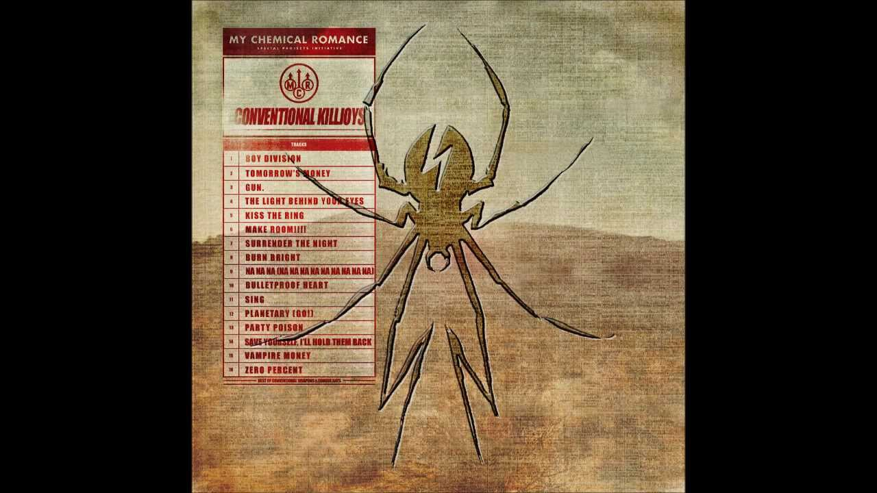 My chemical romance conventional weapons torrent …