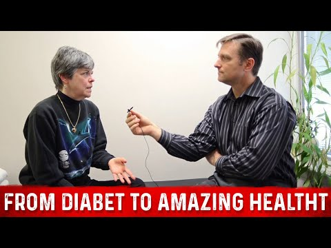 From Complete Burn Out (Diabetes) to Amazing Health