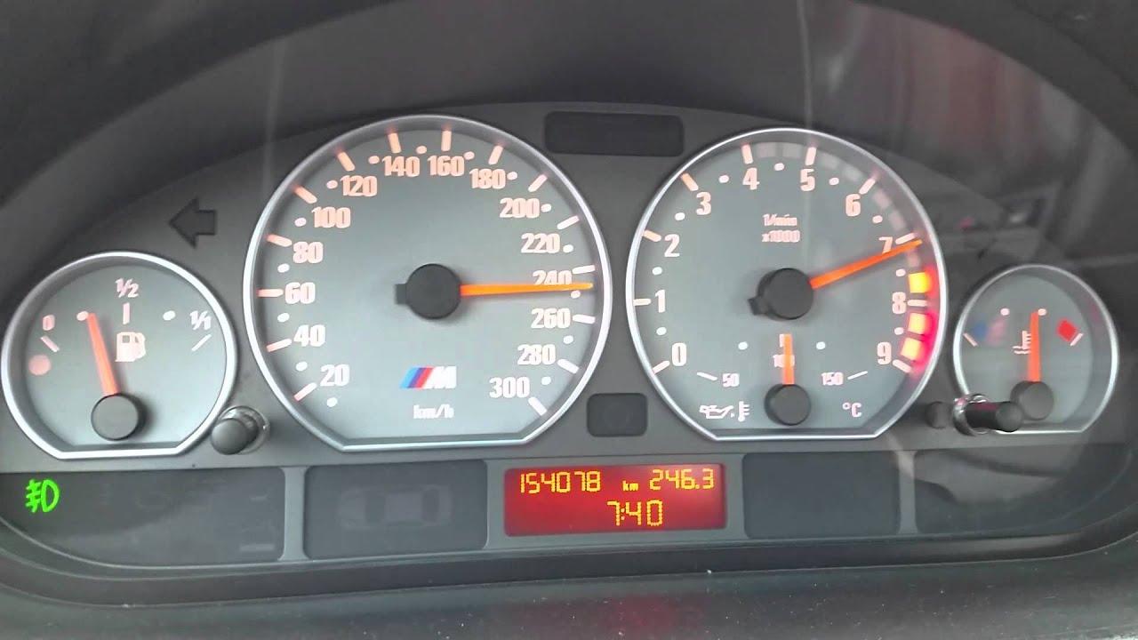 Bmw M3 E46 Mt Top Speed Supersprint Exhaust Escape