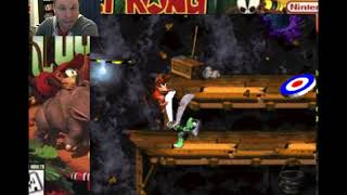 Hot-me-not   PETEPLAYS Donkey Kong Country 2 (Episode 2.12)