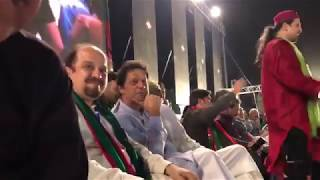 Video Tribute to Chairman Imran Khan at Karachi Jalsa.   22nd july 2018
