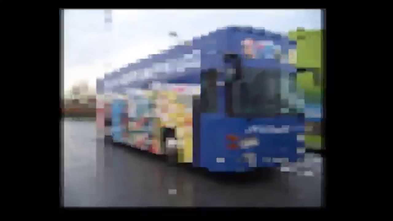 Autobus para Publicidad ONCE ( IPM3000 Vehiculos Publicitarios )