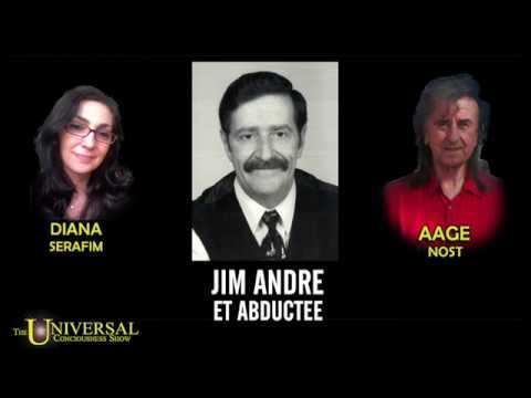 Jim Andre   ET Abductee