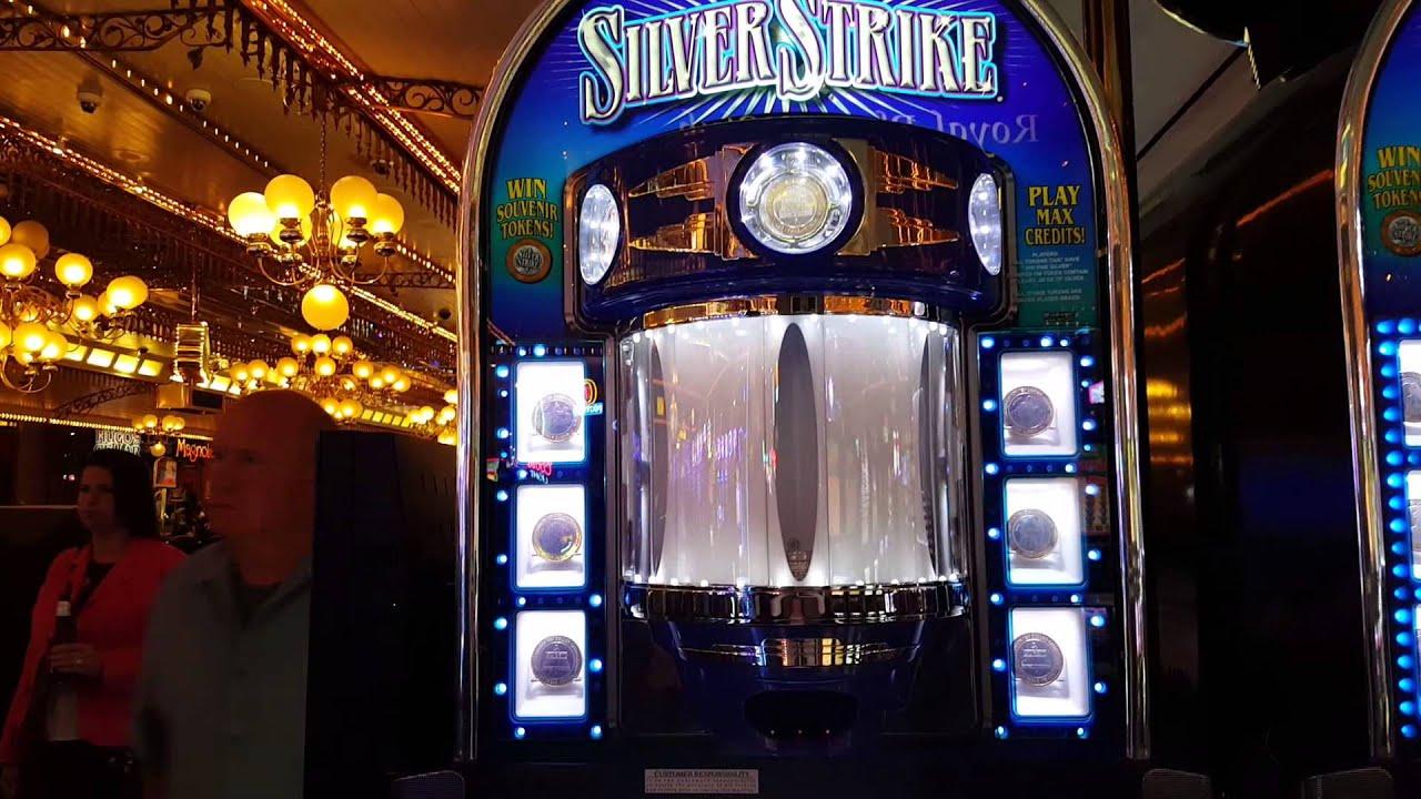 Casinos silver strike machines casino distance