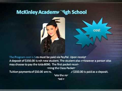 McKinley Academy High School
