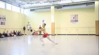 Regina Montgomery- Studio Show Variation from Diana and Acteon 2012 Age 17