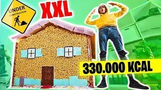 Ich baue das größte CANDY-HAUS der Welt !! | mit CrispyRob