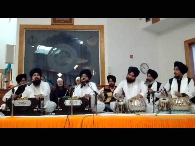 Gurudwara Ramgharia edmonton kirtan darbar 1 sept Travel Video