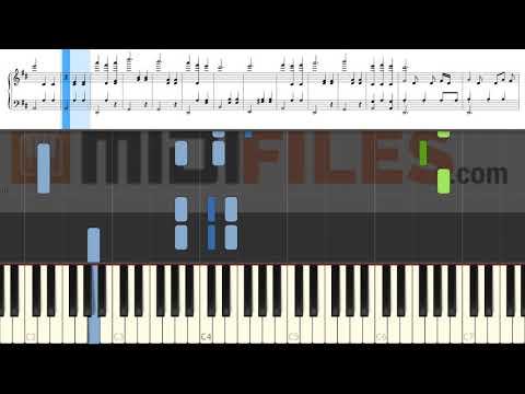 🎼 Cat Stevens - Morning has broken (PIANO TUTORIAL & MUSIC SHEET) 🎹 thumbnail