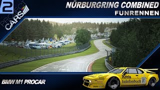 PC2 - Nürburgring Combined - BMW M1 Procar, Funrennen