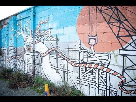 Sheffield Street Art - Mini Documentary