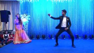 Best Sangeet Dance Performance by Bride & Groom: Somil & Akanksha